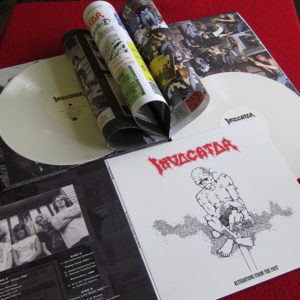 Invocator (Dk) - Alterations From The Past (Gatefold Lp White Vinyl)