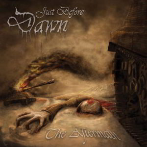 Just Before Dawn (Swe) - The Aftermath Cd