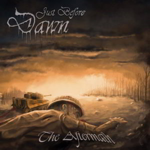 Just Before Dawn (Swe) - The Aftermath Cd Ltd