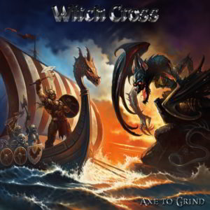Witch Cross - Axe To Grind Lp (Black)