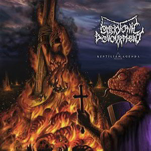 Embryonic Devourment - Reptilian Agenda Cd