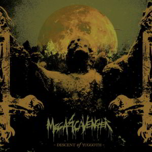 Megascavenger - Descent Of Yuggoth Cd
