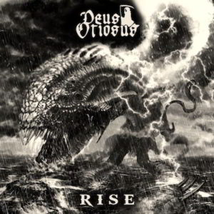 Deus Otiosus (Den) - Rise Cd