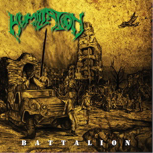 Humiliation - Battalion Cd