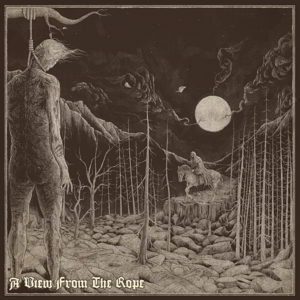 Hooded Menace / Loss - A View From The Rope (Lp Black With Insert)