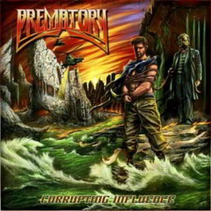 Prematory (Bel) - Corrupting Influence Cd