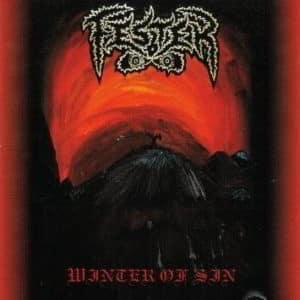 Fester - Winter Of Sin Digipak Cd