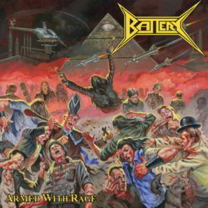 Battery (Den) - Armed With Rage Cd