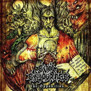 Evil Entourage - The Oppsition Mcd