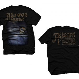 A Canorous Quintet - As Tears T-Shirt (Small)