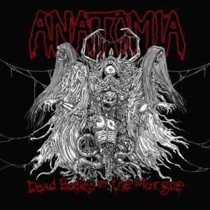 Anatomia - Dead Bodies In The Morgue Lp (Black)