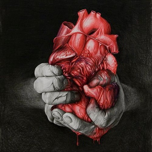 Blood Mortized (Swe) - Bestial Ep + Sticker
