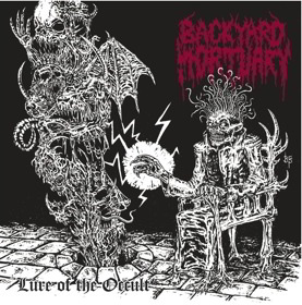Backyard Mortuary - Luren Of The Occult Cd