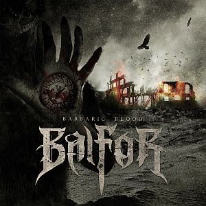 Balfor - Barbaric Blood Cd