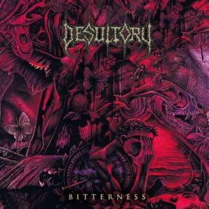 Desultory (Se) - Bitterness Cd