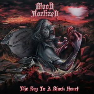 Blood Mortized  (Swe) - The Key To A Black Heart Lp (Blood Red)