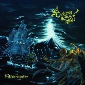 Cauldron Black Ram - Slubberdegullion Cd