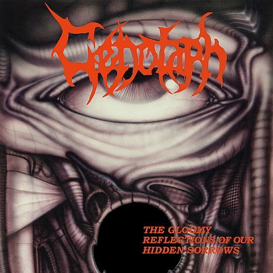 Cenotaph - The Gloomy Reflection Of Our Hidden Sorrows Cd