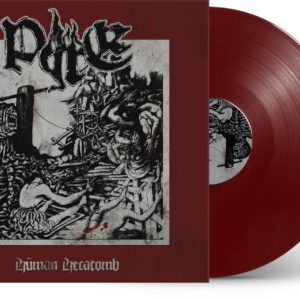 Pyre - Human Hecatomb (Gatefold Lp Oxblood Vinyl)