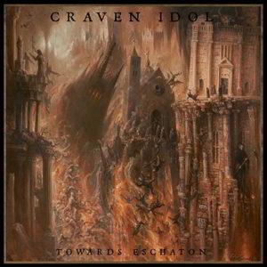 Craven Idol - Towards Eschaton Lp (Black)