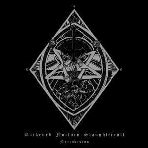 Darkened Nocturn Slaughtercult (De) - Necrovision (Gatefold Lp Black Vinyl)