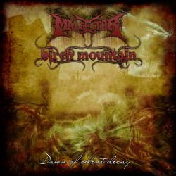 Malfeitor (Swe) / Birch Mountain (Swe) - Dawn Of Silent Decay Cd