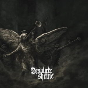 Desolate Shrine - The Sanctum Of Human Darkness 2Lp (Black)