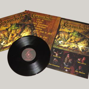 Gravehill - When All Road Leads To Hell Lp (Black)
