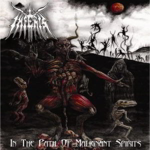 Inferis (Chile) - In The Path Of Malignant Spirits Cd
