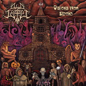 Old Chapel (Ru) - Visions From Beyond Cd