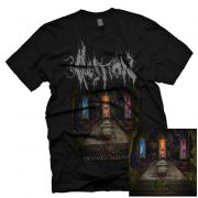 Question - Doomed Passages T-Shirt + Cd Bundle