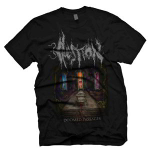 Question - Doomed Passages T-Shirt (X-Large)