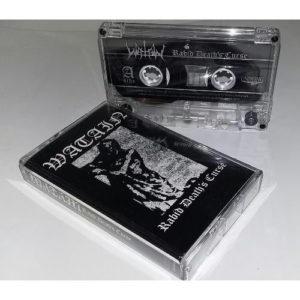 Watain (Se) - Rabid Death'S Curse Cassette