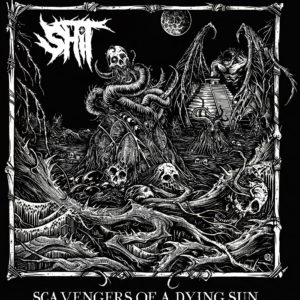 Shit - Scavengers Of A Dying Sun Cd