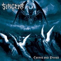 Sincera (Nor) - Cursed And Proud Digipak Cd