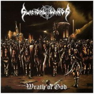 Suicidal Winds - Wrath Of God Cd