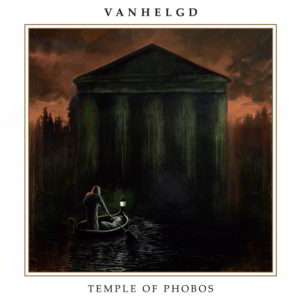 Vanhelgd (Se) - Temple Of Phobos Cd