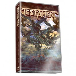 Testament (Us) - The Formation Of Damnation Cassette