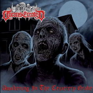Unconsecrated - Awakening In The Cemetery Grave Cd