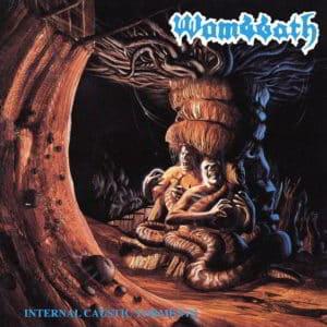 Wombbath - Internal Caustic Torments Lp (Black)