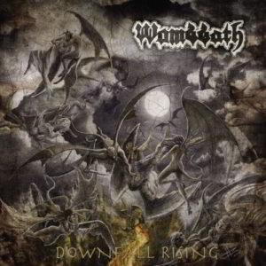 Wombbath (Se) - Downfall Rising Cd (Pulverised Version)