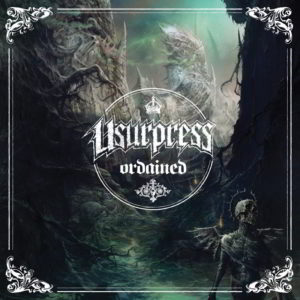 Usurpress (Us) - Ordained (Gatefold Lp Splatter Vinyl)
