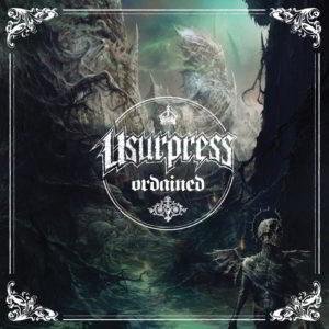 Usurpress (Us) - Ordained (Gatefold Lp Splatter Vinyl)