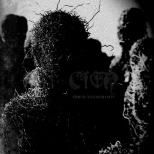 Cien (Pol) - Time Of Anti-Humanity Cd