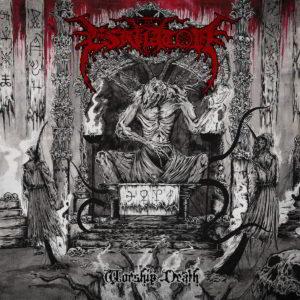 Eskhaton - Worship Death Cd