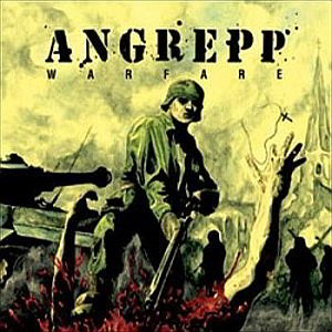Angrepp - Warfare Digipak Cd