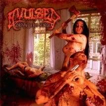 Avulsed - Goresplattered Suicide Reissue Cd