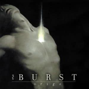 Burst - Origo Cd