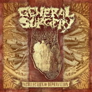 General Surgery - A Collection Of Depravation 2Lp (Black)