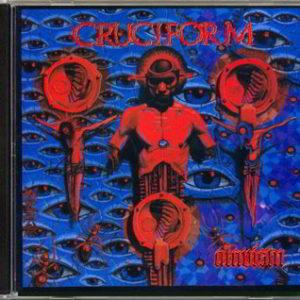 Cruciform (Aus) Atavism / Paradox Official Reissue Cd
